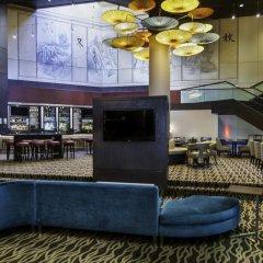 Отель Doubletree by Hilton Los Angeles Downtown США, Лос-Анджелес - 8 отзывов об отеле, цены и фото номеров - забронировать отель Doubletree by Hilton Los Angeles Downtown онлайн интерьер отеля фото 2