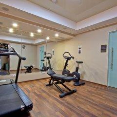 Отель City Bishkek Кыргызстан, Бишкек - отзывы, цены и фото номеров - забронировать отель City Bishkek онлайн фитнесс-зал