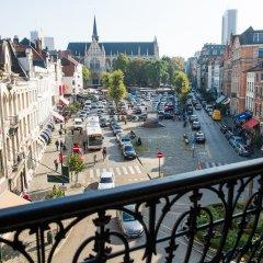 Отель Smartflats City - Grand Sablon Брюссель балкон