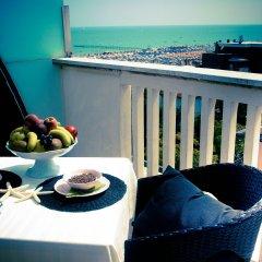 Отель Residence T2 Италия, Римини - 2 отзыва об отеле, цены и фото номеров - забронировать отель Residence T2 онлайн балкон