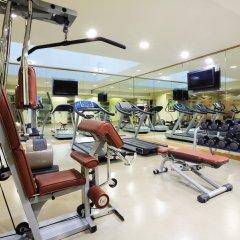 Отель ibis Al Rigga фитнесс-зал фото 2