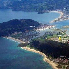 Отель Solymar пляж фото 2