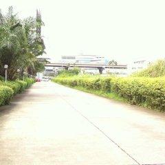 Отель Airport Bed Бангкок приотельная территория