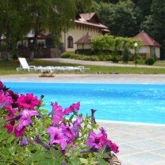 Гостиница Bogolvar Eco Resort & Spa бассейн