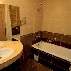 Отель Olymp Hotel Болгария, Правец - отзывы, цены и фото номеров - забронировать отель Olymp Hotel онлайн ванная
