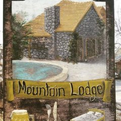 Отель Mountain Lodge фото 18