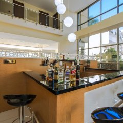 Santa Marina Hotel гостиничный бар