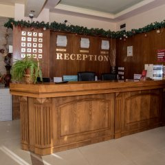Отель Avenue Болгария, Бургас - отзывы, цены и фото номеров - забронировать отель Avenue онлайн интерьер отеля фото 2