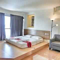 Отель Viva Residence Таиланд, Бангкок - отзывы, цены и фото номеров - забронировать отель Viva Residence онлайн комната для гостей фото 3