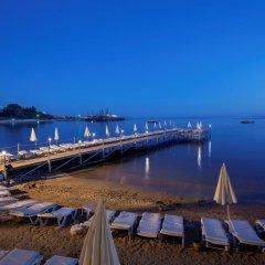 Alara Park Hotel пляж фото 2