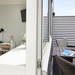 Отель Athome Apartments Дания, Орхус - отзывы, цены и фото номеров - забронировать отель Athome Apartments онлайн балкон
