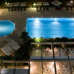 Отель Holiday Inn Rome- Eur Parco Dei Medici Рим бассейн фото 3