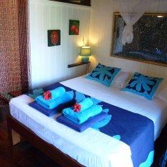 Отель Poerani Moorea комната для гостей