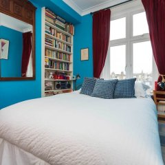 Отель Veeve - Perfect Portobello Великобритания, Лондон - отзывы, цены и фото номеров - забронировать отель Veeve - Perfect Portobello онлайн комната для гостей фото 2