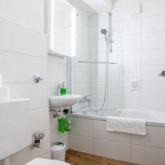 Отель StayS Apartments Германия, Нюрнберг - отзывы, цены и фото номеров - забронировать отель StayS Apartments онлайн ванная фото 2