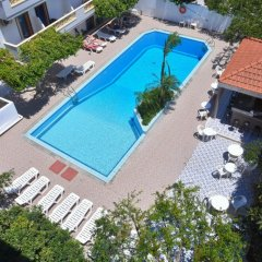 Отель Ntanelis балкон