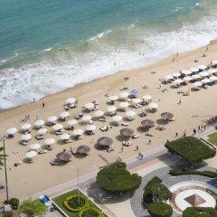 Апартаменты Beach Front Apartments Nha Trang пляж фото 2