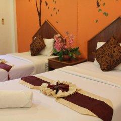 Отель Baan Suan Sook Resort комната для гостей фото 4