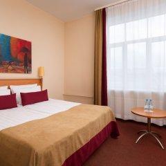 Гостиница Октябрьская комната для гостей фото 9