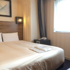 Hotel Villa Fontaine Tokyo-Nihombashi Hakozaki комната для гостей
