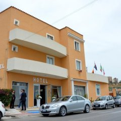 Hotel Carlo V Порт-Эмпедокле парковка
