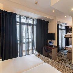 Отель Petit Palace Cliper Gran Vía Испания, Мадрид - отзывы, цены и фото номеров - забронировать отель Petit Palace Cliper Gran Vía онлайн комната для гостей