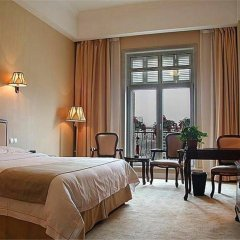 Tianjin Zhengxie Club Hotel комната для гостей фото 4