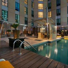 Radisson Blu Hotel, Dubai Media City фитнесс-зал