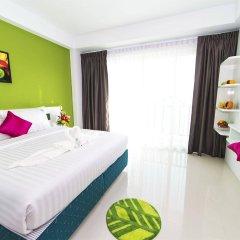 Отель The Frutta Boutique Patong Beach комната для гостей фото 5
