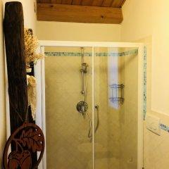 Отель La Casa Del Riccio Италия, Региональный парк Colli Euganei - отзывы, цены и фото номеров - забронировать отель La Casa Del Riccio онлайн ванная