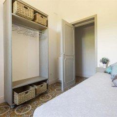 Отель Villa Le Cesine Верноле сейф в номере