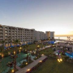 Отель Reflect Krystal Grand Los Cabos - All Inclusive балкон