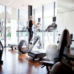 Отель Longevity Wellness Resort Monchique фитнесс-зал