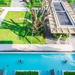 Отель Proud Phuket бассейн