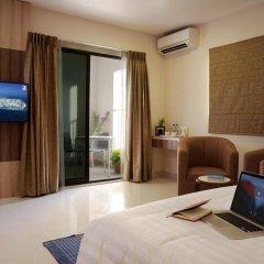 Champa Central Hotel комната для гостей фото 4