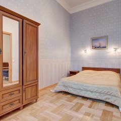 Апартаменты СТН Апартаменты на Караванной Стандартный номер с разными типами кроватей