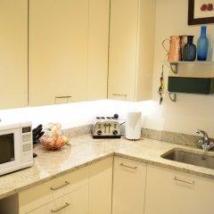 Апартаменты 2 Bedroom Apartment With Garden Near Maida Vale в номере фото 2