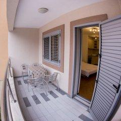 Отель SMS Apartments Черногория, Будва - отзывы, цены и фото номеров - забронировать отель SMS Apartments онлайн балкон