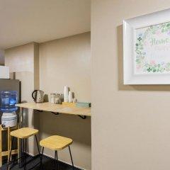 GreenWood Hostel Centrum удобства в номере фото 2