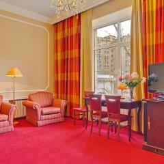 Гостиница Варшава комната для гостей фото 17