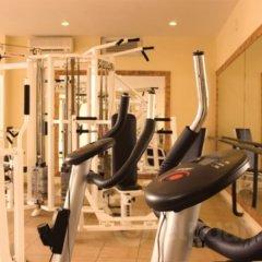 Grand Gul Beach Hotel фитнесс-зал