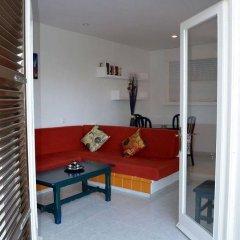 Отель Las Bouganvillas балкон