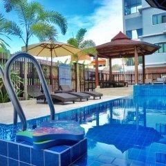 Отель Pranee Amata бассейн фото 3