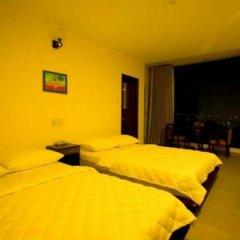 Blue Heaven Hotel комната для гостей