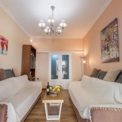 Апартаменты Cosy apartment in the heart of Corfu 1 комната для гостей фото 2