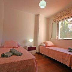 Отель Jacuzzi & Pool GrupalMalaga Испания, Торремолинос - отзывы, цены и фото номеров - забронировать отель Jacuzzi & Pool GrupalMalaga онлайн комната для гостей фото 2