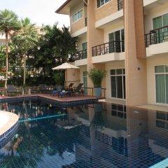 Отель Wonderful Pool house at Kata пляж Ката бассейн