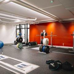 Best Western Kom Hotel Stockholm фитнесс-зал фото 4