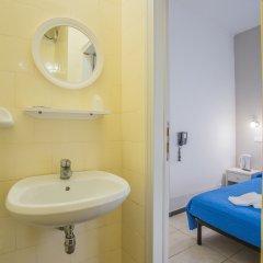 Отель Nancy Италия, Риччоне - отзывы, цены и фото номеров - забронировать отель Nancy онлайн ванная фото 2