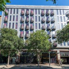 Отель Sunotel Aston Испания, Барселона - 5 отзывов об отеле, цены и фото номеров - забронировать отель Sunotel Aston онлайн спортивное сооружение